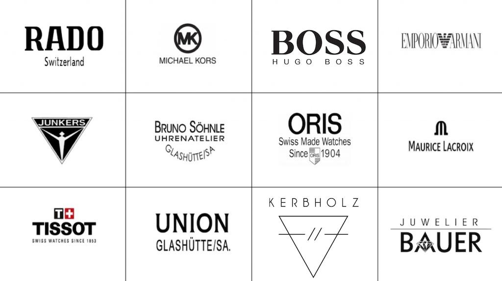 Uhren Marken von Juwelier Bauer Bamberg