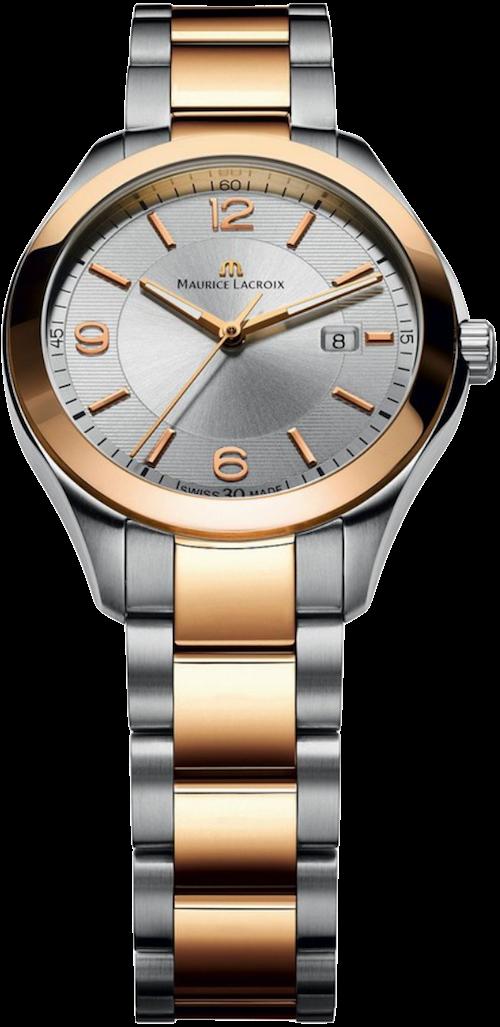 Damen Uhr mit Metallband